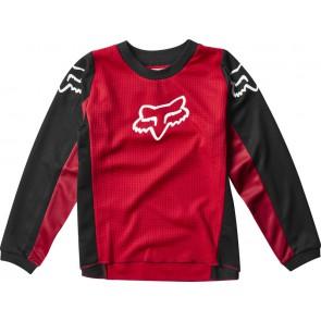 Bluza Fox Junior 180 Prix Flame Red Ks