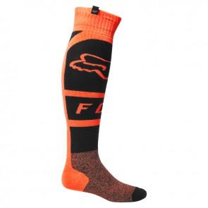 Skarpetki FOX Lux Fri Thin pomarańczowy