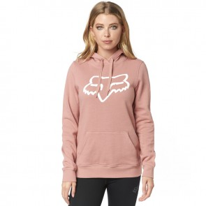 Bluza Fox Lady Z Kapturem Centered Blush S