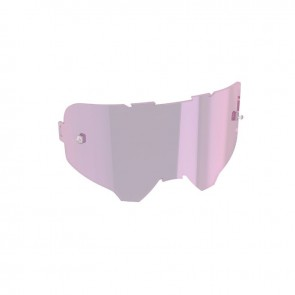 Leatt Szyba podwójna do gogli Velocity - Iriz purple 78%