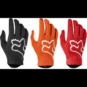 FOX AIRLINE rękawiczki-czerwony-L