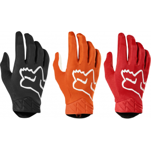 FOX AIRLINE rękawiczki-czerwony-M