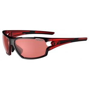 Okulary TIFOSI AMOK FOTOTEC race red (1szkło High Speed Red FOTOCHROM 35,3%-13,5% transmisja światła) (NEW)