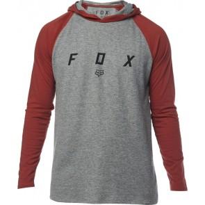 Koszulka FOX Heather LS L graphite
