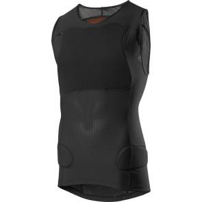 Koszulka Z Ochraniaczami Fox Bez Rękawów Baseframe Pro Black