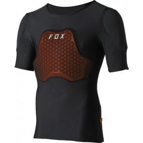 Koszulka z ochraniaczami FOX Baseframe Pro czarny