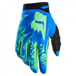 Rękawiczki FOX 180 Peril fluorescent green
