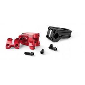 Wspornik kierownicy Reign BMX, 50mm / 22,2mm, grafitowy matowy anodowany