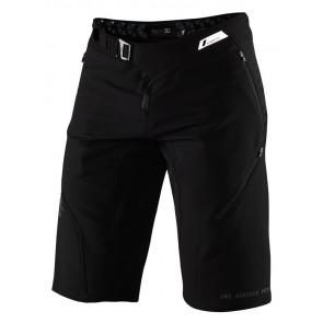 Szorty męskie 100% AIRMATIC Shorts black