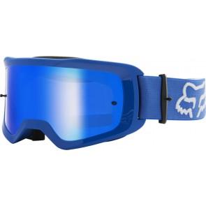 FOX GOGLE  MAIN STRAY BLUE - SZYBA SPARK BLUE (1 SZYBA W ZESTAWIE)