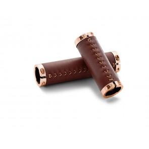 Creme Cycles Gripy Handy Krótkie (do manetki) Brązowe