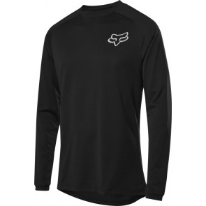 Fox Jersey TECBASE czarny XL