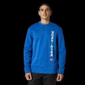 Bluza FOX Yoshimura niebieski