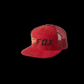 Czapka z daszkiem FOX Apex Snapback czerwony