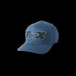 Czapka z daszkiem FOX Ellipsoid Flexfit S/M niebieski