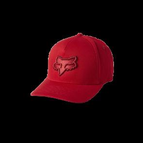 Czapka z daszkiem FOX Epicycle Flexfit 2.0 S/M czerwony