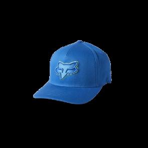 Czapka z daszkiem FOX Epicycle Flexfit 2.0 niebieski