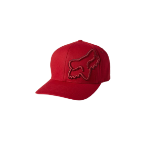 Czapka z daszkiem FOX Episcope Flexfit L/XL czerwony