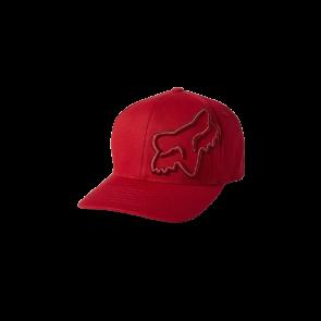 Czapka z daszkiem FOX Episcope Flexfit S/M czerwony