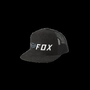 Czapka z daszkiem FOX Junior Apex Snapback czarny