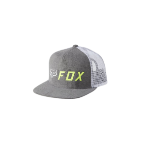 Czapka z daszkiem FOX Junior Apex Snapback pewter