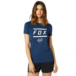 FOX LISTLESS LADY LIGHT INDIGO XS t-shirt
