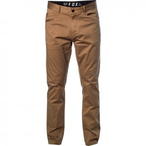 FOX STRETCH CHINO BARK SPODNIE-34