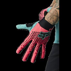Rękawiczki FOX Lady Defend różowy