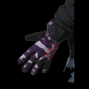 Rękawiczki FOX Lady Ranger dark purple