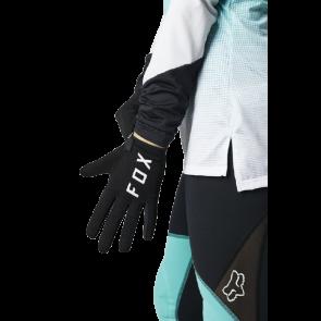 Rękawiczki FOX Lady Ranger Gel czarny