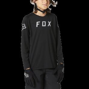 Koszulka Jersey FOX Junior Defend LS czarny