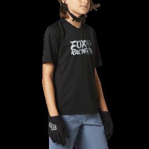 Koszulka Jersey FOX Junior Defend czarny