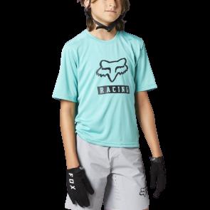 Koszulka Jersey FOX Junior Ranger teal