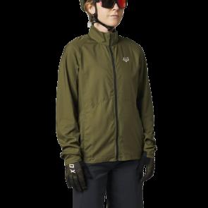 Kurtka FOX Lady Ranger Wind zielony