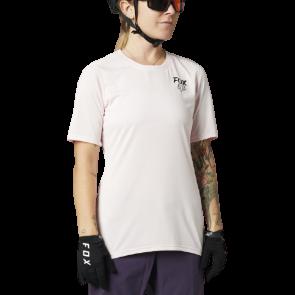 Koszulka Jersey FOX Lady Ranger różowy