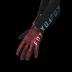 Rękawiczki FOX Junior Ranger różowy