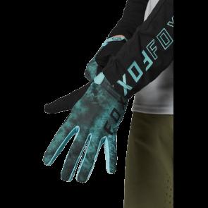 Rękawiczki FOX Junior Ranger turkusowy