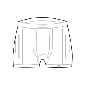 Boxerki męskie FUSE STAYCOOL Megalight 140 / M białe
