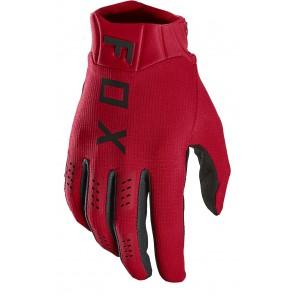 Rękawiczki FOX Flexair czerwone