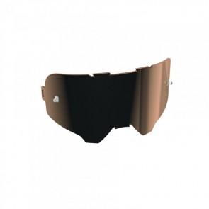 Leatt Szyba Podwójna, Nieparująca Model IRIZ Czarne Lustro Platinium Ultracontrast Lens