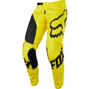Spodnie FOX 180 Master 34 żółty