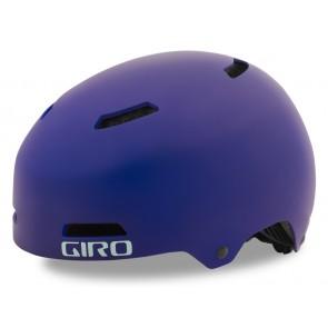 Kask dziecięcy juniorski GIRO DIME FS matte purple roz. S (51-55 cm) (NEW)