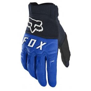 Rękawiczki FOX Dirtpaw S niebieskie