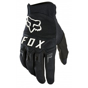 Rękawiczki FOX Dirtpaw S czarno/białe