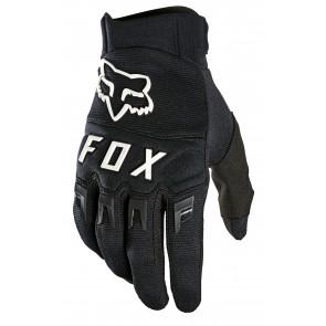 Rękawiczki FOX Dirtpaw czarno/białe