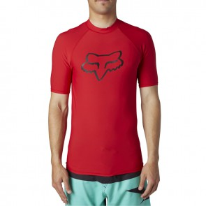 Koszulka Do Wody Fox Legacy Ss Red M