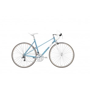 Creme Cycles Rower ECHO SOLO MIXTE SKY BLUE 16s M 51