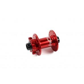 Hope Piasta przednia Pro 4 Evo 15mm 32h Czerwona