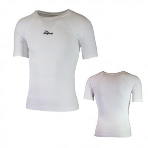 Rogelli koszulka krótki rękaw CORE biała LXL