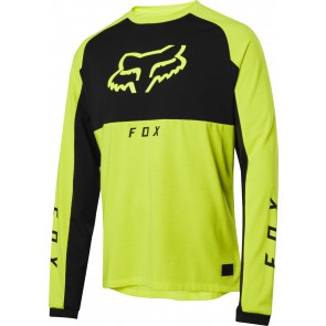 Jersey FOX Ranger DR Mid L żółty